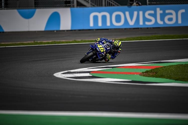 Valentino Rossi - Silverstone