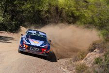 2018 FIA World Rally Championship Round 10, Rally Turkey 13-16 September 2018 Thierry Neuville, Nicolas Gilsoul, Hyundai i20 Coupe WRC Photographer: Helena El Mokni Worldwide copyright: Hyundai Motorsport GmbH