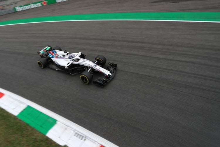 Lance Stroll - Williams Martini Racing - Autodromo Nazionale Monza