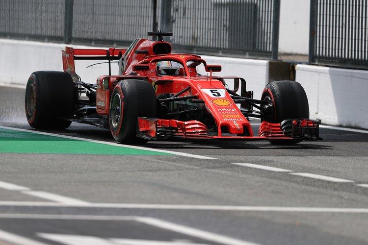 Sebastian Vettel - 2018 Formula 1 Italian Grand Prix