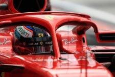 Kimi Raikkonen - 2018 Formula 1 Italian Grand Prix
