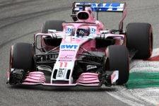 Sergio Perez - 2018 Formula 1 Italian Grand Prix