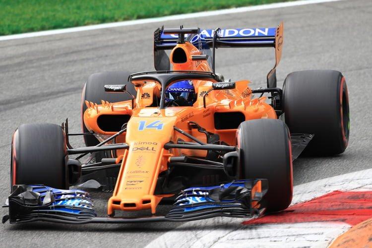 Fernando Alonso - 2018 Formula 1 Italian Grand Prix