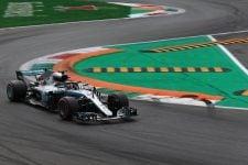 Lewis Hamilton - 2018 Formula 1 Italian Grand Prix