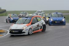 Ben Palmer - 2018 Michelin Clio Cup Series - Credit: Neil Lambert