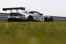 Flick Haigh / Jonny Adam Optimum Motorsport Aston Martin Vantage V12 Vantage GT3 | Jakob Ebrey Photography