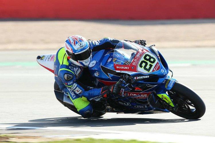 Bradley Ray secures Silverstone Pole