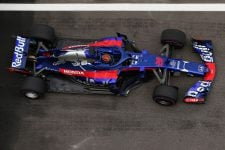 Brendon Hartley - Red Bull Toro Rosso Honda - Sochi Autodrom
