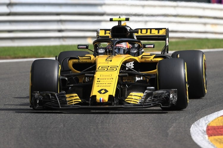 Carlos Sainz Jr - Renault Sport Formula 1 Team