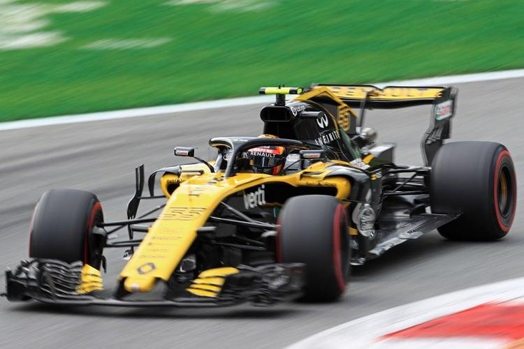 Carlos Sainz Jr. - Renault Sport Formula One Team - Autodromo Nazionale Monza