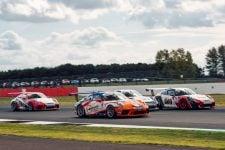 2018 Porsche Carrera Cup GB Qualifying