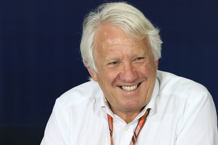 Charlie Whiting - FIA Race Director