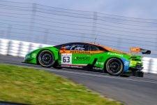 Christian Engelhart & Mirko Bortolotti - GRT Grasser Racing Team - Nurburgring
