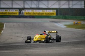 Christian Lundgaard - MP Motorsport - Hockenheimring