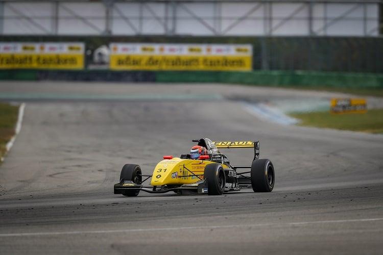 Christian Lundgaard - MP Motorsport - Hockenheimring