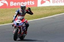 Dixon takes Oulton Park Pole Position
