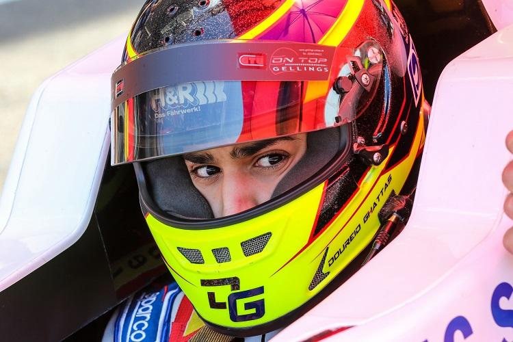 Doureid Ghattas - Anders Motorsport