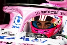Esteban Ocon - Racing Point Force India F1 Team