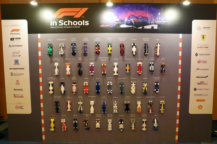 2018 F1 in Schools World Finals