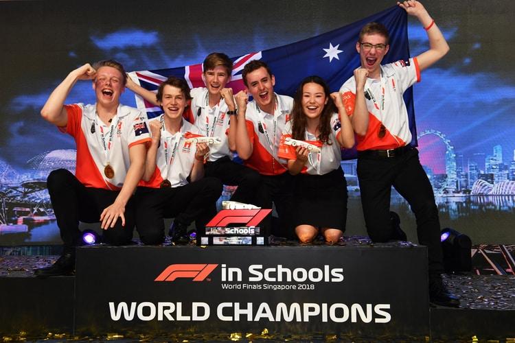 Horizon - 2018 F1 in Schools World Finals