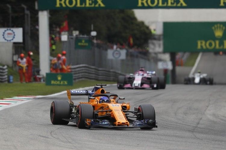 Fernando Alonso - Italian Grand Prix - F1