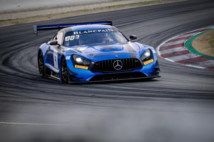 #4 Mercedes-AMG Team BLACK FALCON DEU Mercedes-AMG GT3 - Yelmer Buurman NDL Maro Engel DEU Luca Stolz DEU, Qualifying | SRO / Dirk Bogaerts Photography