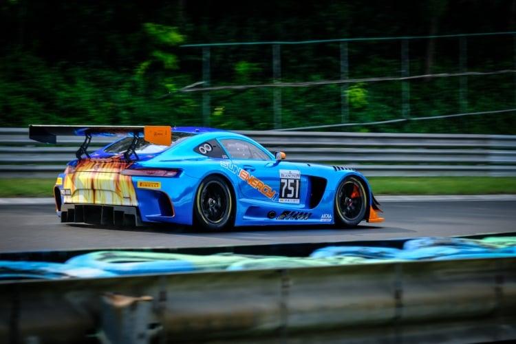#751 Sun Energy 1 by AKKA ASP Team FRA Mercedes-AMG GT3 Pro-Am Cup Kenny Habul AUS Tristan Vautier FRA, Race 1    SRO / Dirk Bogaerts Photography