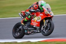 Glenn Irwin aiming for victory at Assen