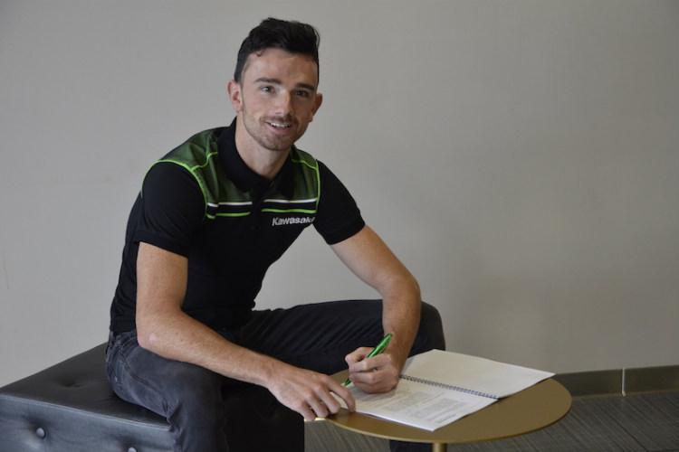 Glenn Irwin joins JG Speedfit Kawasaki