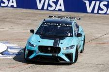 Jaguar I-Pace eTrophy, BMW i Berlin ePrix