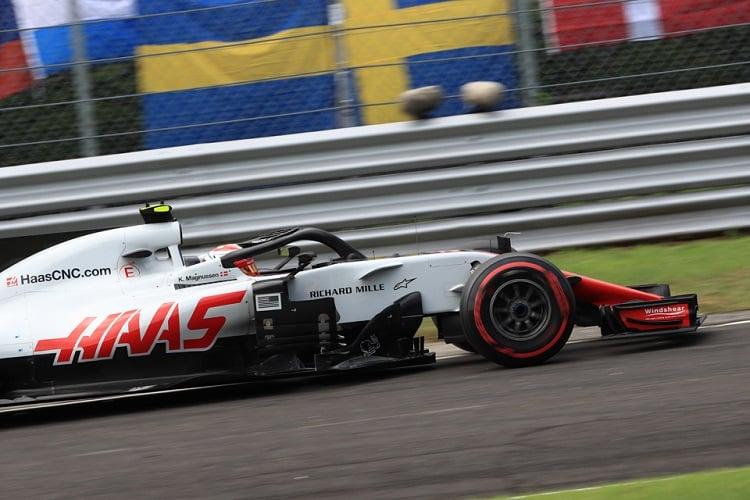 Kevin Magnussen - Haas F1 Team - Autodromo Nazionale Monza