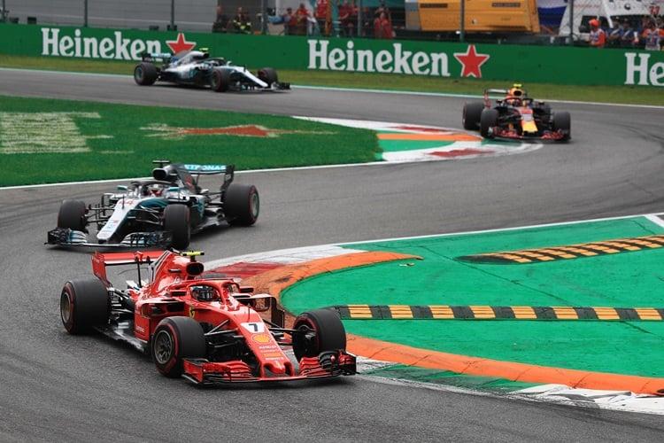 Kimi Räikkönen - Scuderia Ferrari - Autodromo Nazionale Monza