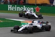 Lance Stroll - Williams Martini Racing - Autodromo Nazionale Monza