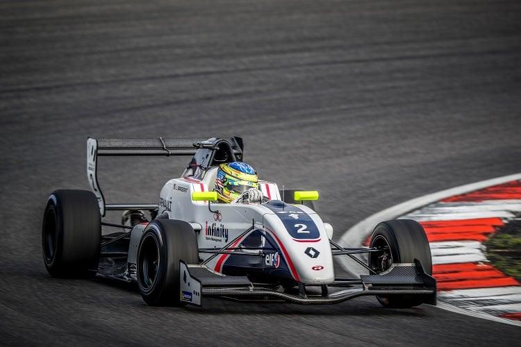 Logan Sargeant - R-ace GP - Nurburgring