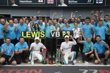 Mercedes AMG Petronas Motorsport - Italian Grand Prix