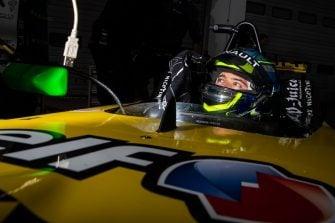 Max Fewtrell - R-ace GP