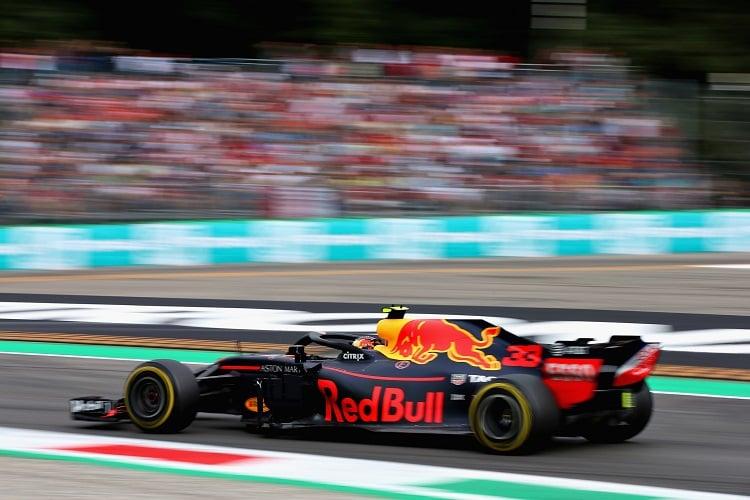 Max Verstappen - Aston Martin Red Bull Racing - Autodromo Nazionale Monza