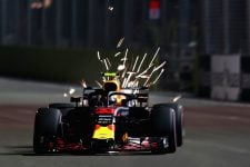 Max Verstappen - Aston Martin Red Bull Racing - Marina Bay Street Circuit