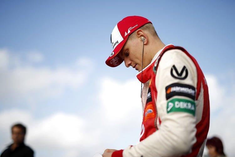 Mick Schumacher - Prema Theodore Racing - Nurburgring