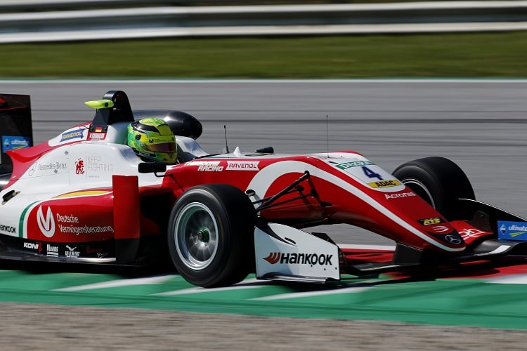 Mick Schumacher We Are Gaining More And More Momentum