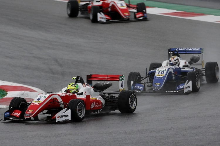 Mick Schumacher & Robert Shwartzman - Prema Theodore Racing - Red Bull Ring