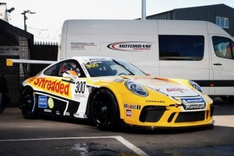 Motorbase Performance - Porsche Carrera Cup GB