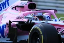 Nicholas Latifi - Racing Point Force India F1 Team