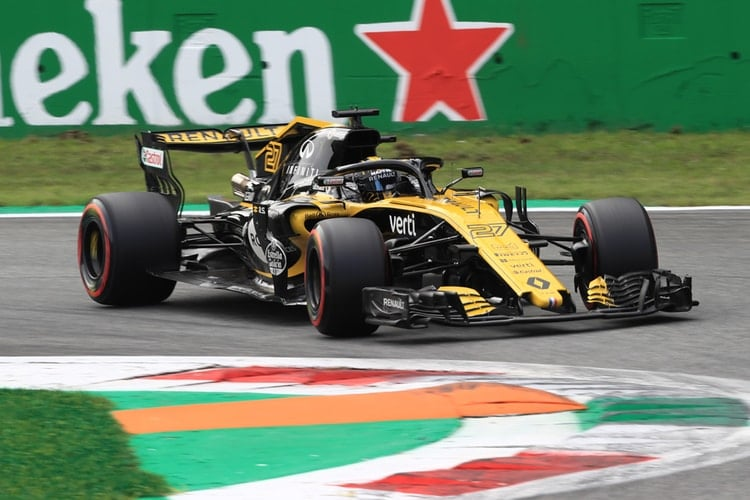 Nico Hulkeneberg - Italian Grand Prix - F1