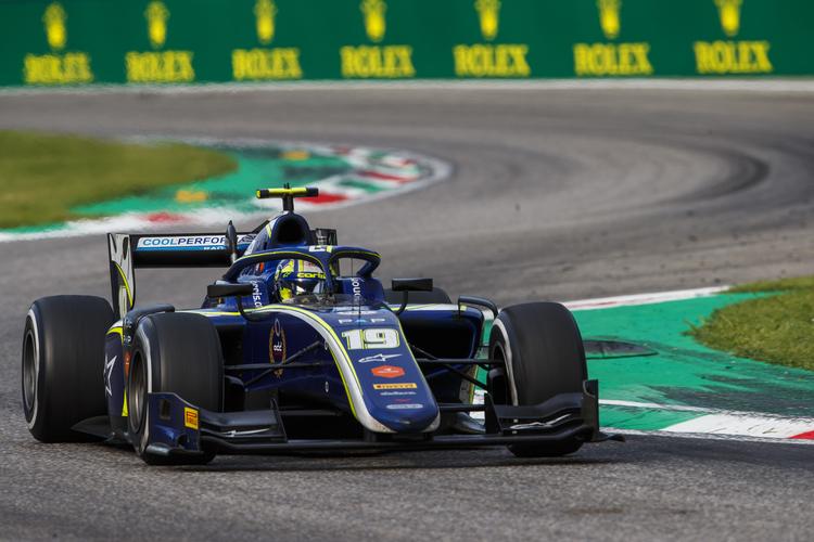 FIA Formula 2 Series - Round 10. Autodromo Nazionale di Monza, Monza, Italy. Saturday 1 September 2018.Lando Norris (GBR, Carlin).