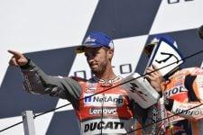 Andrea Dovizioso - Misano - Race Winner