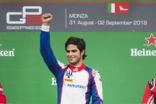 Pedro Piquet - Trident - Autodromo Nazionale Monza