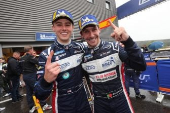 Phil Hanson & Filipe Albuquerque - United Autosports - Spa-Francorchamps