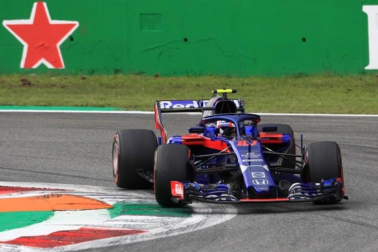 Pierre Gasly - Red Bull Toro Rosso Honda - Autodromo Nazionale Monza
