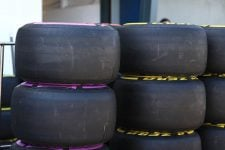 Pirelli Ultrasoft and Soft tyres